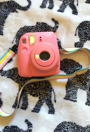 Instax mini 9 for Sale in Atascadero, CA