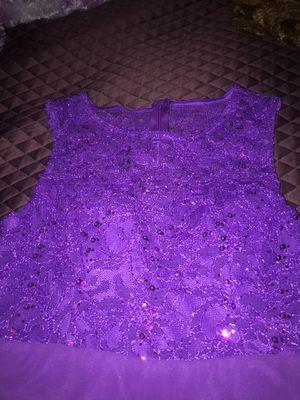 Purple Sweet Dress :) for Sale in Phoenix, AZ