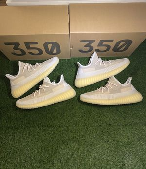 Yeezy boost 350 v2 natural for Sale in Clovis, CA