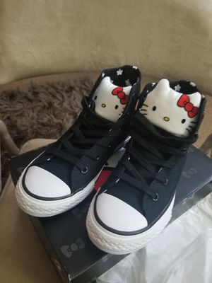 Hello Kitty addition Converse sz 1 for Sale in Atlanta, GA