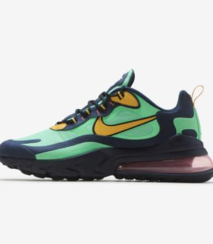 Nike Airmax 270 React Electro Green Size 12.5 NWOB for Sale in Reedley, CA