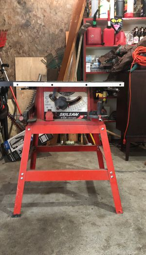 Skilsaw Table Saw for Sale in Arlington, WA