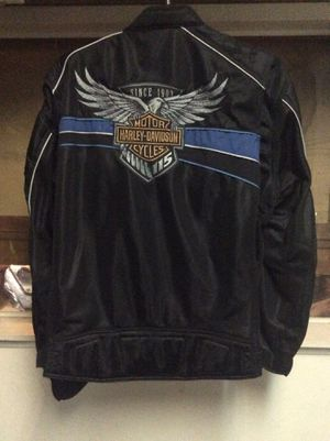 Motorcycle jacket115 year anniversary Harley Davidson jacket for Sale in Fullerton, CA