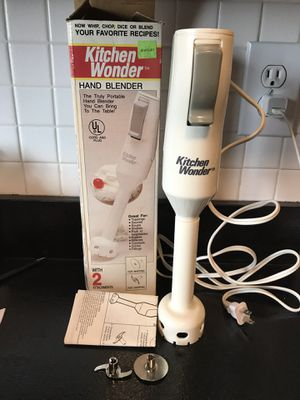 Immersion Blender never used for Sale in St. Louis, MO