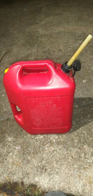 Blitz 6 gal. 16 oz. GAS CAN ~~$20~~ for Sale in Houston, TX