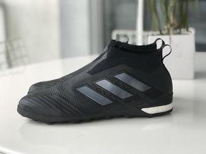 Adidas ACE TANGO 17+ PURECONTROL Turf Shoes [CBLACK] for Sale in Miami, FL