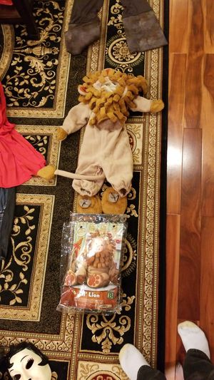 Lion costume 6 to 12 months for Sale in Egg Harbor City, NJ