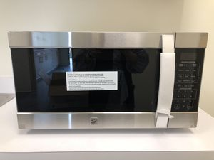 Kenmore Elite 79393 2.2 cu. ft. Countertop Microwave Oven with Inverter for Sale in Houston, TX