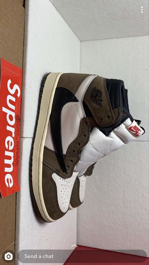 Jordan 1 travis scott for Sale in Hartford, CT