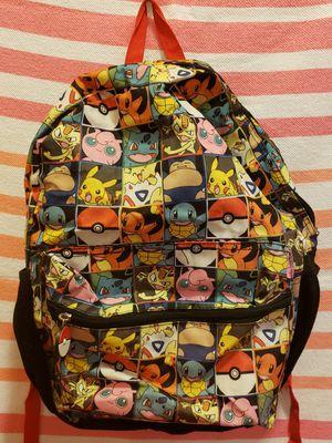 Pokemon Backpack for Sale in Modesto, CA