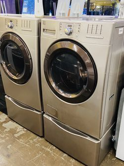 Kenmore Washer And Dryer Set for Sale in Compton,  CA