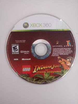 Lego Indiana Jones The Original Adventure   xbox 360 game for Sale in Lakeland, FL