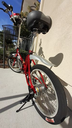 Electric folding bike for Sale in Los Angeles, CA