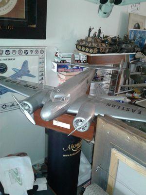 Vintage Eastern Airlines Electra large balsa model for Sale in Lakeland, FL