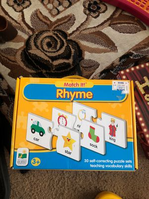 Kids Learning game for Sale in Elk Grove, CA