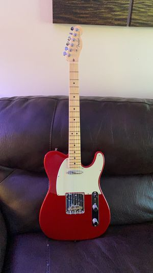 2020 USA Fender Professional Telecaster for Sale in Grant Park, IL