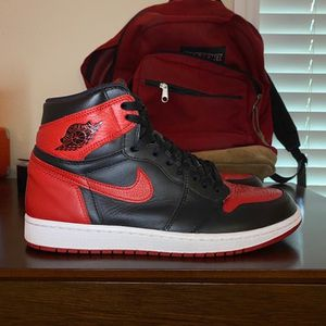 Air Jordan 1 Bred Sz 10.5 for Sale in Phoenix, AZ
