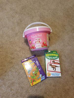 Strawberry Shortcake Puzzle & 2 Matching Games for Sale in Lenexa, KS