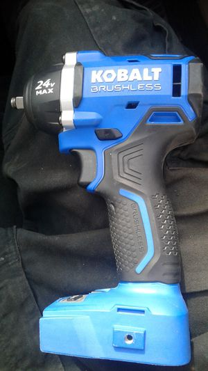 Kobalt 3/8 impact wrench tool only for Sale in Tampa, FL