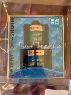 Peter Thomas Roth Thermal Therapy Duo 2PC for Sale in San Diego, CA