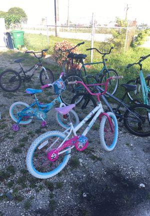 Differents price bike for Sale in Davie, FL