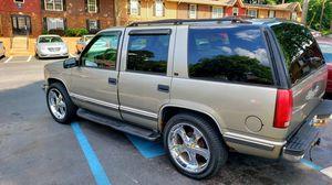 99 Chevy Tahoe LT $4000 O.B.O for Sale in Marietta, GA