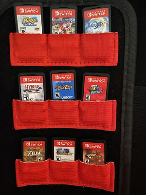 Nintendo switch games any for 30 for Sale in Chula Vista, CA
