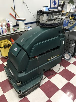 Refurbished NOBLES 3301 Battery AUTO SCRUBBER with FaST Technology! for Sale in Timberlake, OH