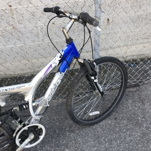Mountain bike 26 inch Full suspension. $99 as is needs a little cable work eighty nine dollars final clearance sale pric for Sale in Salt Lake City, UT