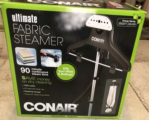 Conair Ultimate Fabric Steamer for Sale in Fairfax, VA