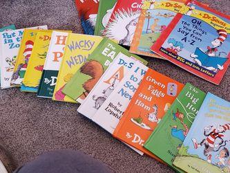Dr. Seuss Book Collection for Sale in Santa Clarita,  CA