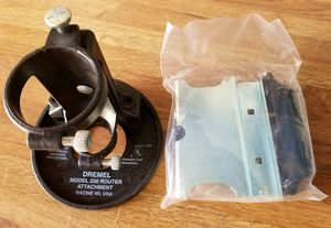 Dremel Router Base for Hobby, Crafts, Woodworking NEW for Sale in Auburn, WA
