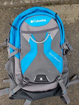 Columbia backpack for Sale in Snohomish, WA