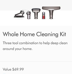 Dyson whole home cleaning kit for Sale in Los Angeles, CA
