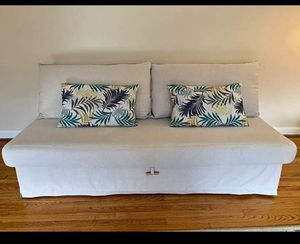 Sleeper sofa - barely used, 175$ for Sale in Westlake, MD