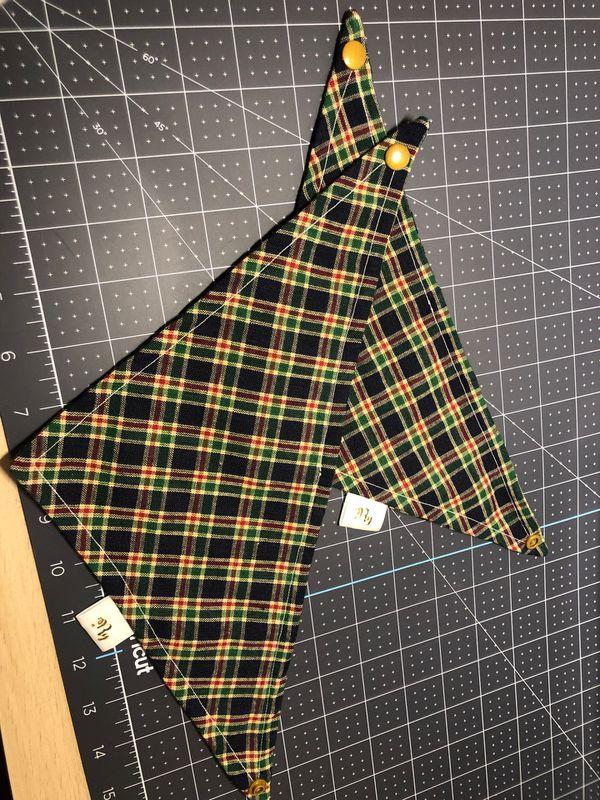 Dog/Cat bandana
