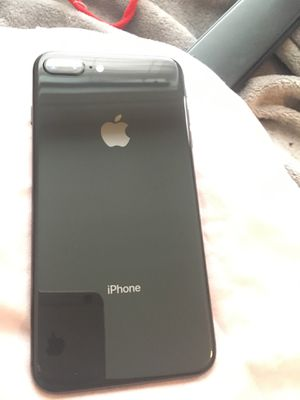 Brand new iPhone 8 Plus no scratches unlocked for Sale in Cleveland, OH