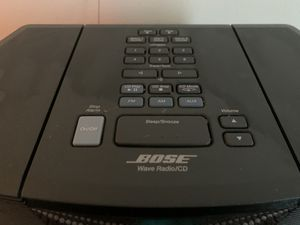 BOSE WAVE SYSTEM, Alarm, Aux connectivity. Sounds great for Sale in Compton, CA