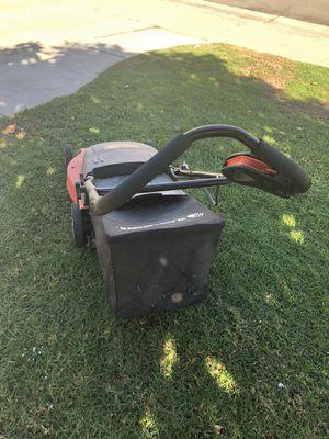 Black n Decker electric lawn mower for Sale in San Diego, CA