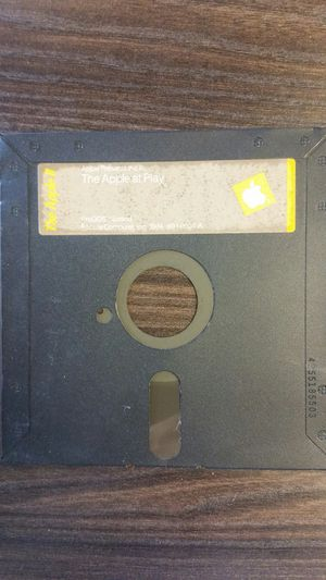 Apple ll disk untested for Sale in Phoenix, AZ