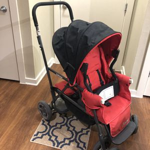 Joovy caboose tandem stroller for Sale in Austin, TX