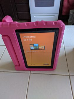Kindle FIRE HD 7 kids edition in Great Condition for Sale in San Diego,  CA