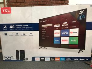 TCL • Roku TV for Sale in Independence, KS