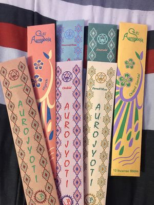 Incense Stick Variety Pack, 7 fragrances for Sale in Los Angeles, CA