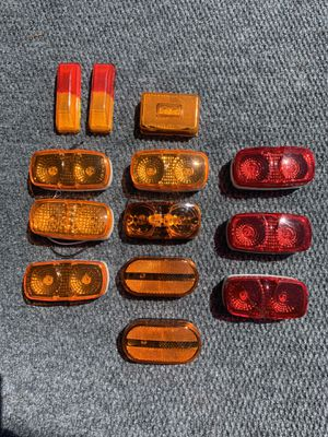 LED Marker Lights. All of these are new and never installed. RV and Trailer for Sale in Lake Forest Park, WA