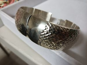 Pure Silver bracelet for Sale in Tacoma, WA