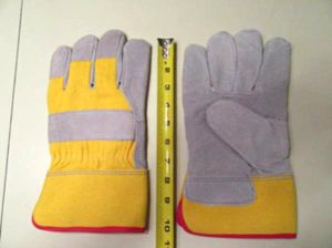 Leather Work Gloves (4 Pair) NEW for Sale in Wallace, WV