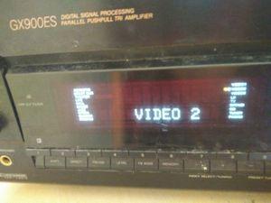 Sony STR-GX900ES Surround Sound Stereo Receiver for Sale in Dunedin, FL