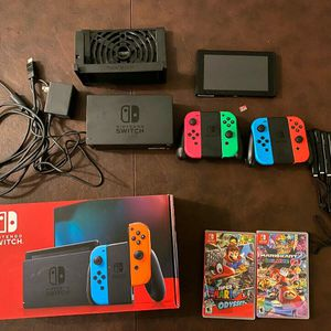 Nintendo switch for Sale in Washington, DC