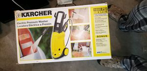 Karcher pressure washer for Sale in Cleveland, TN